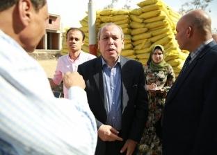 بالصور| محافظ كفر الشيخ يُغرّم شركة أسمدة زراعية 10 آلاف جنيه