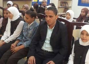محاضرة عن النظافة العامة بمكتبة الطفل والشباب بالروضة فرع ثقافة المنيا