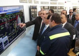 محافظ الدقهلية يقرر إيقاف وحدة إنتاج اليوريا بمصنع سماد طلخا كليا