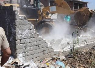 نائب محافظ القاهرة: استرداد 4 آلاف متر من أراضي الدولة بالبساتين