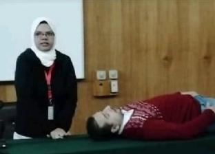 """تدريب """"البحوث الطبية"""" بالإسكندرية على كيفية استقبال """"الطوارئ"""""""