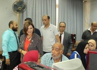 920 طالبا توافدوا على جامعة عين شمس في أول أيام التنسيق