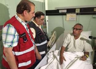 """رئيس """"الحج السياحي"""": تجهيز إسعاف لتصعيد الحجاج المرضى لعرفات ومنى"""