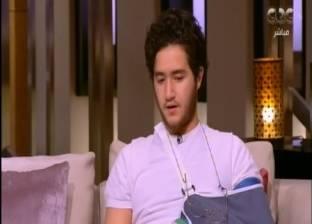 """أحمد مالك عن اختياره في برنامج """"نجوم الغد"""": """"خطوة مهمة جدا"""""""