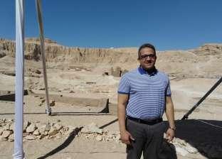 """""""الآثار"""" تنتهي من تخفيض منسوب المياه الجوفية بمعبد """"كوم أمبو"""""""