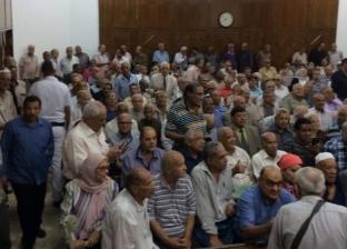 """عمر حسن: السيسي نجح في فض اشتباك """"المالية"""" والتأمينات الاجتماعية"""