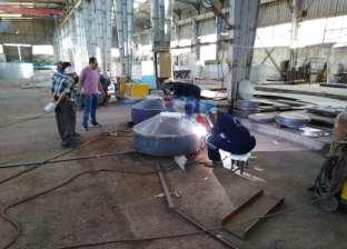 """""""النقل"""": تصنيع 500 شمندورة لاستخدامها كمساعدات ملاحية في نهر النيل"""
