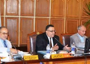 رئيس جامعة الإسكندرية يشارك في اجتماعات تطوير المنظومة التعليمية