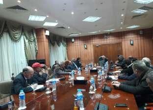 محافظ بورسعيد: محور 30 يونيو أحد المشروعات القومية العملاقة