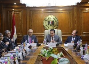 عبد الغفار يؤكد وضع خطة تسويقية للجامعات الخاصة لجذب الطلاب الوافدين
