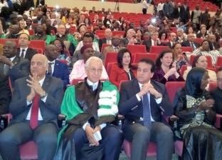 بالصور| انطلاق فعاليات تخريج الدفعة الـ16 بجامعة سنجور في الإسكندرية