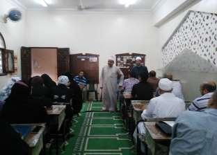 320 دارسا بشمال سيناء يقبلون على مراكز الثقافة الدينية