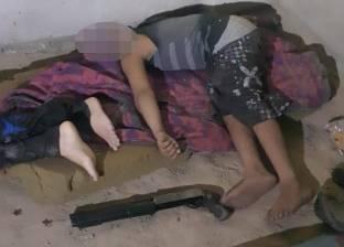 تفاصيل مقتل إرهابيين بمواجهات مع الشرطة بأكتوبر: خططوا لتفجيرات بالعيد