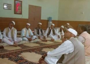 """ورشة عمل لـ""""منظمة خريجي الأزهر"""" للأئمة والوعاظ بمدينة سبها الليبية"""