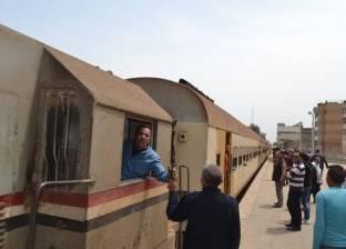 """""""السكة الحديد"""" تنفي خروج قطار عن القضبان في """"إمبابة"""""""