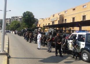 مديرا أمن ومباحث الجيزة يقودان حملة أمنية لتطهير بؤر إمبابة الإجرامية