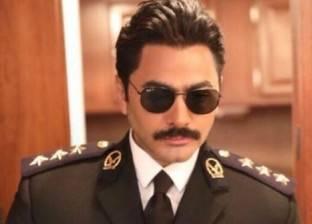 """تامر حسني ينشر أحدث صورة من كواليس فيلم """"البدلة"""""""