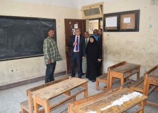 إنشاء وتجديد نحو 90 مدرسة بالمنيا استعدادا للعام الجديد