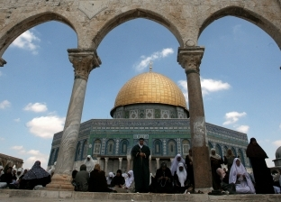 """""""الإفتاء"""" تتضامن مع القضية الفلسطينية: """"القدس في القلب"""""""