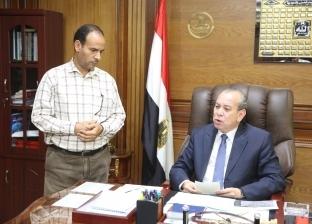 تقييم أداء نواب ورؤساء المراكز والمدن الجدد في كفر الشيخ