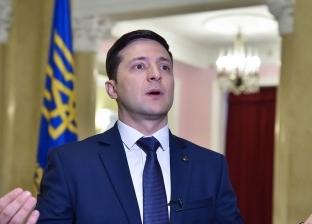 """حكاية مسلسل أوكراني تحقق على أرض الواقع.. """"خادم الشعب أصبح رئيسا"""""""