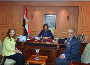 طبيبان مصريان بأمريكا يتعاونان مع معهد الأورام بمجال علاج الألم