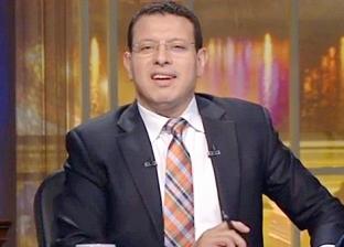 """عمرو عبد الحميد يحتفي بالذكرى الـ 67 لثورة يوليو """"البيضاء"""" على الهواء"""