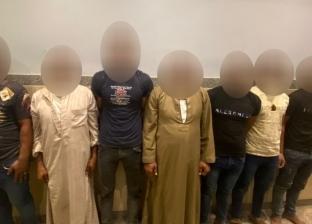 8 أشخاص وراء اختطاف مزارع بالقليوبية.. طلبوا فدية 100 ألف جنيه