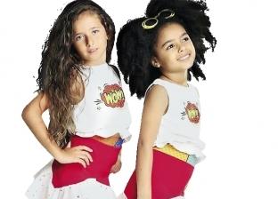 مسابقة أزياء للترويج للمنتج المصرى.. والعارضات أطفال