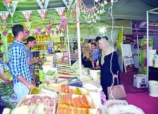 """""""تجارية الفيوم"""": ملابس وأحذية بأسعار مخفضة في معارض """"أهلا رمضان"""""""