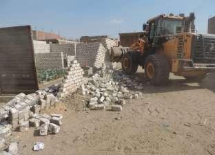 محافظ القليوبية: إزالة 1800 حالة تعدي على الأراضي الزراعية في 7 أيام