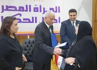 محافظ السويس يشيد بدور المرأة المصرية على مدار 100 عام: أصل الحياة
