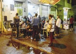 ولما أغرقت الأمطار شوارع مصر.. هتف المصريون: «صلااااح»