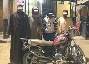 ضبط 4 أشخاص اختطفوا طفلا بالأقصر لوجود خلافات مالية مع والده