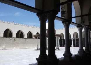 """لجنة بين """"أوقاف دمياط"""" و""""الآثار"""" لبحث تطوير مسجد عمرو بن العاص"""