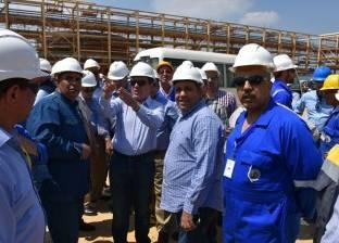 الملا: ملتزمون ببرامج الصحة والسلامة المهنية بمشروعات البترول
