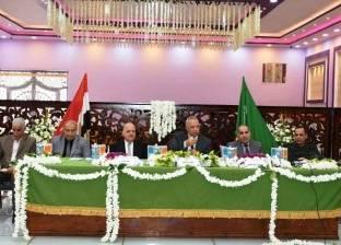 """محافظة الشرقية يعلن إنشاء 7 مدارس بتكلفة 31 مليون جنيه بـ""""ديرب نجم"""""""