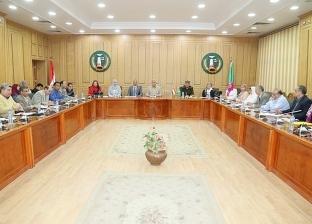 محافظ المنوفية يرأس اجتماع اللجنة العليا لحماية الطفل