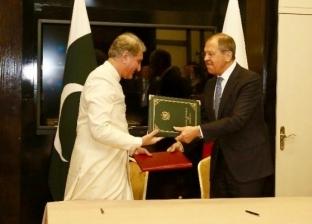 اتفاق باكستاني- روسي لمنع عسكرة الفضاء