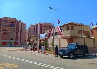 بالصور| مدير أمن القاهرة يفتتح نقطتي شرطة وإطفاء في الأسمرات