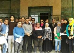 دورة تدريبية عن الصحافة الإلكترونية لطلاب الإعلام في أسوان