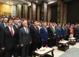جامعة المنوفية تنظم احتفالية لتكريم رئيسها السابق الدكتور معوض الخولي