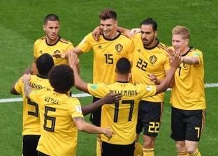 بلجيكا تحصد برونزية مونديال روسيا بثنائية في إنجلترا