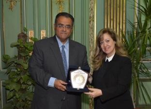 بدء إجراءات تفعيل اتفاقية إنشاء قسم للغة البرتغالية في جامعة عين شمس