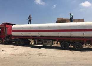 إحباط تهريب 4 أطنان ملابس أجنبية غير خالصة الرسوم في بورسعيد