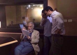 """الكاتب أحمد الدريني يروي كواليس فيلم """"جذور"""" مع عبد الرحمن أبو زهرة"""