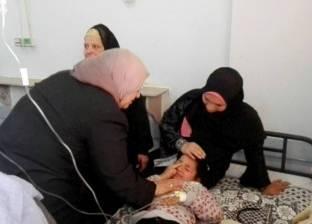 مستشفى الأميري الجامعي في الإسكندرية يستقبل 15 حالة تسمم غذائي
