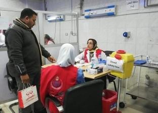 """انطلاق حملة """"السمنة والأنيميا والتقزم"""" لتلاميذ مدارس كفر الشيخ"""