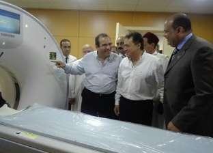 محافظ مطروح: افتتاح مستشفى النجيلة ١٥ يناير بـ200 مليون جنيه