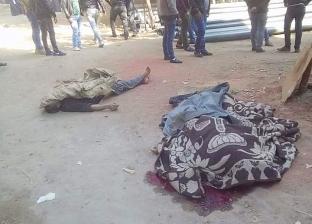 راح ضحيتها 4 أفراد.. صور جديدة في مذبحة أوسيم